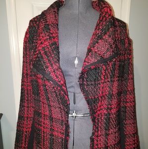 Lane Bryant wrap coat size 18/20